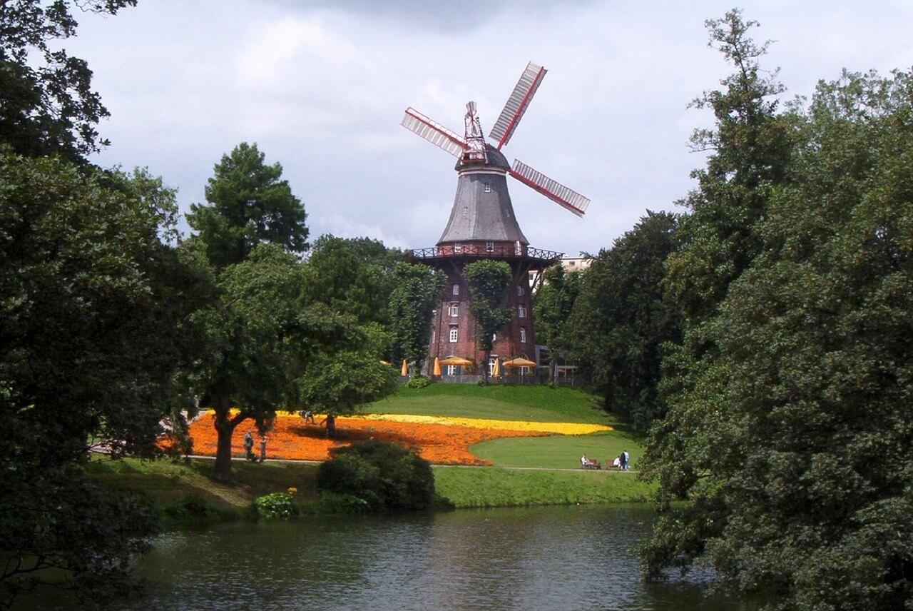 Tesla mieten in Bremen Windmühle