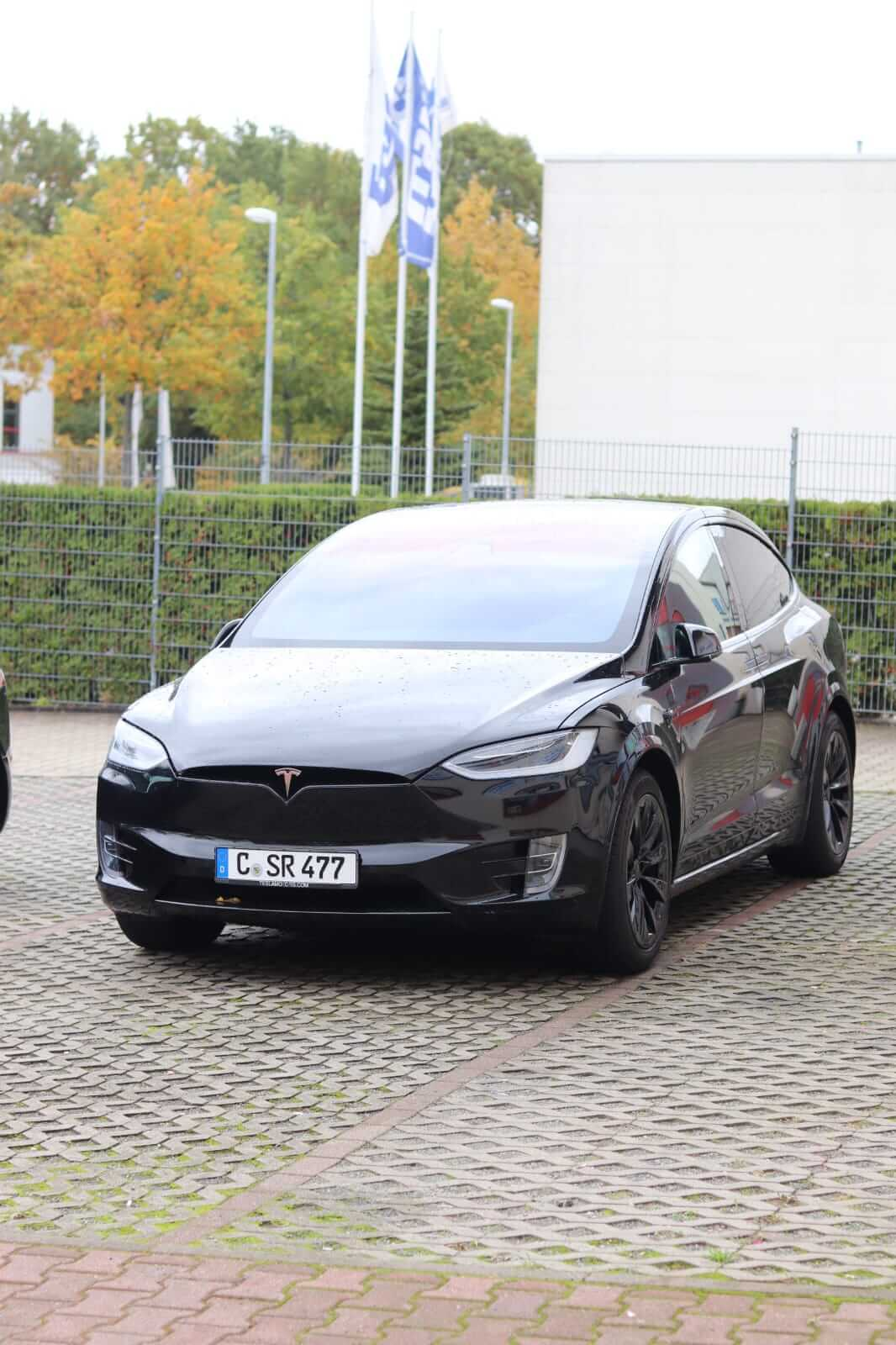 Tesla Model X mieten Chemnitz