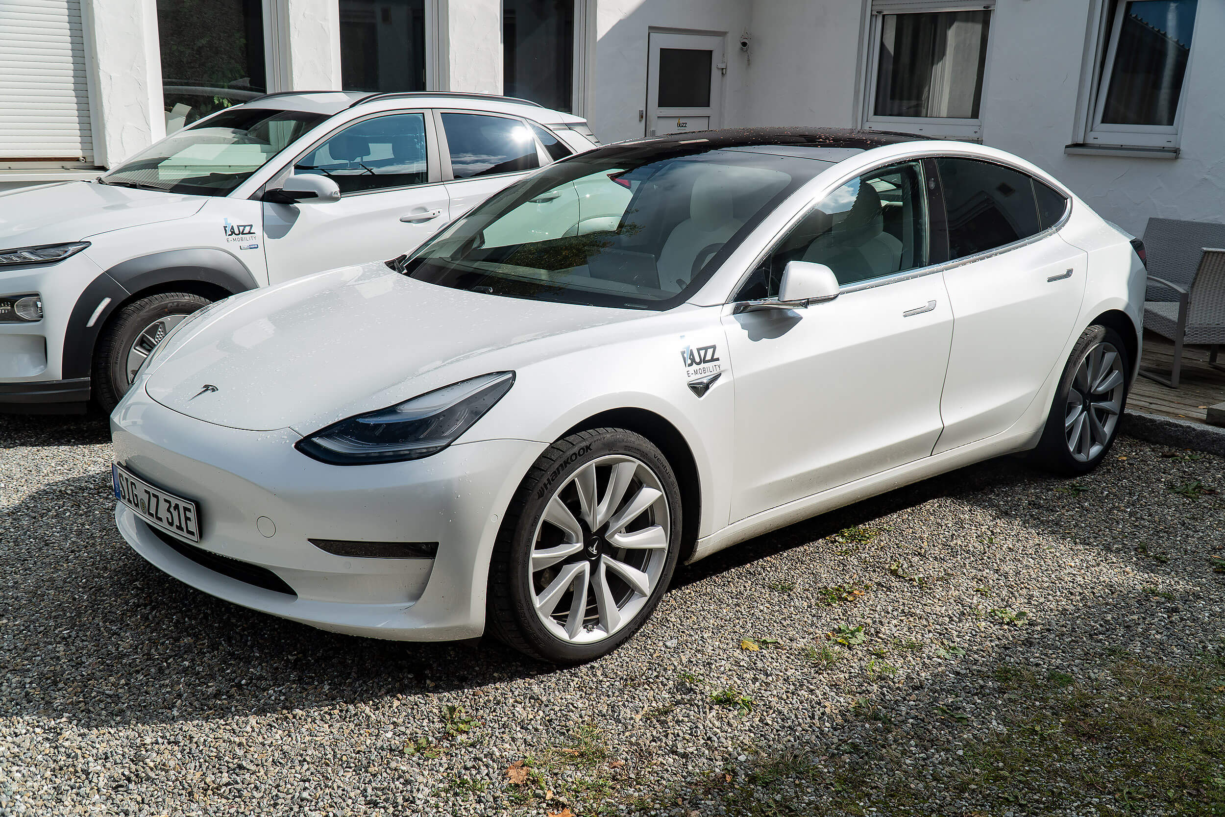 Tesla model 3 mieten bad solgau