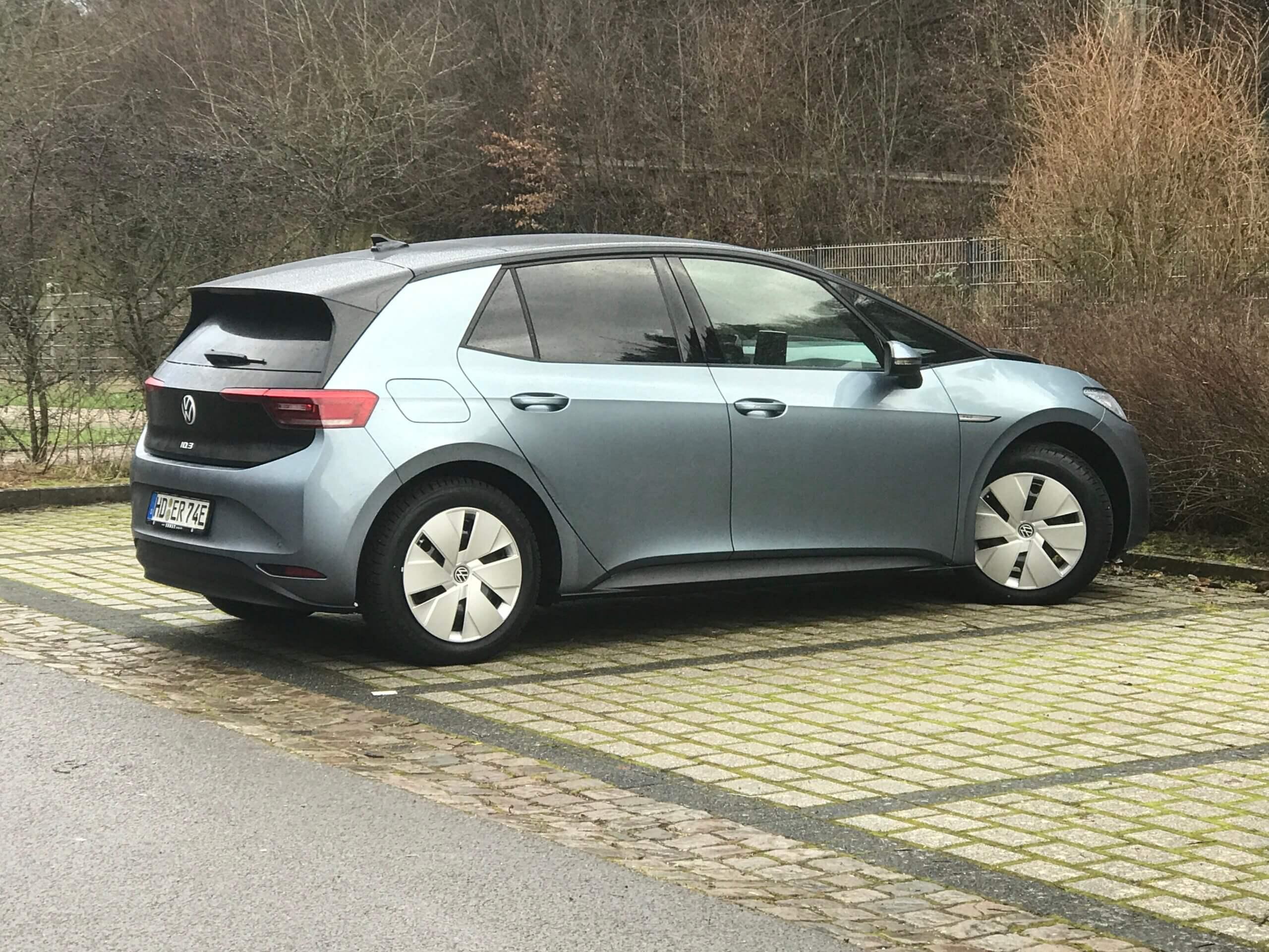 VW ID.3 mieten in Heidelberg